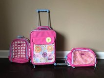 3- piece girls traveling suitcase in Fort Campbell, Kentucky