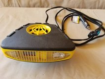 12 Volt heater/fan/defroster with light in Camp Pendleton, California