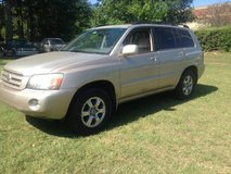 *** NICE 2005 TOYOTA HIGHLANDER SUV WITH 3RD ROW SEATING in Savannah, Georgia