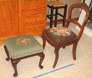 ANTIQUE SMALL CHAIR in Chicago, Illinois