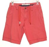 Aeropostale Adjustable Drawstring Waist Red Shorts Mens 28 in Morris, Illinois