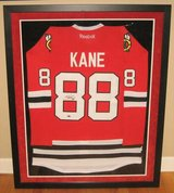 Autographed Patrick Kane Jersey - Authentic Sports Memorabilia COA in Joliet, Illinois