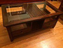 Solid wood coffee table in Joliet, Illinois