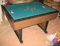 BUMPER POOL TABLE + 2 Cues & Balls - Diversified Products Corp. in Naperville, Illinois