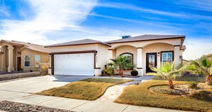 3233 Scarlet Point Drive in Fort Bliss, Texas
