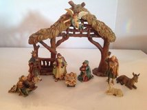 Dept. 56  Holy Night Nativity (set of 11 pieces) # 5642233 in Quantico, Virginia
