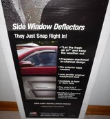 New! WeatherTech 82780 Dark Side Window Deflectors 2015-2018 Outback in Orland Park, Illinois
