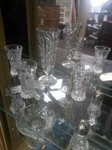 Assorted Waterford Items in Naperville, Illinois