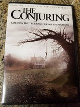 The Conjuring DVD in Camp Pendleton, California