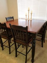 Woodshed Furniture - Counter height dining set in Fort Lewis, Washington