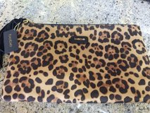 Brand new Bebe zippered clutch bag in Camp Pendleton, California
