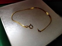 New Gold plated bracelet in Camp Pendleton, California