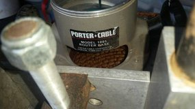 Porter Cable Router Base for Model 1001 in Fairfield, California