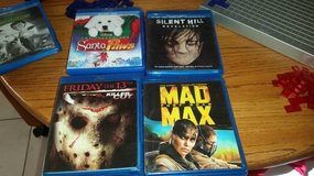 $2 each** Blu-ray DVDS ** $2 each in Travis AFB, California