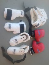 karate/taekwando gear for kids in Yucca Valley, California