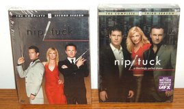 NEW Nip Tuck Box Set Complete Second Third Season 2nd 3rd 2 3 FX TV Series Lot in Oswego, Illinois