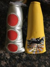 Scotty Cameron putter cover in Camp Pendleton, California