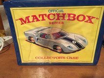 Vintage Matchbox carry case 1968 Lesney in Glendale Heights, Illinois