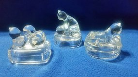 1994-5 Avon Crystal Cats Collectibles in Kingwood, Texas