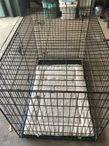 Extra Large Dog Crate with Divider in St. Charles, Illinois