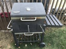 "Kingsford 24"" Charcoal Grill + Mitt + Cleaning brush in Chicago, Illinois"
