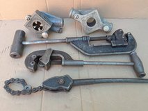 (4) - Antique Plumbing Tools - Great for Steam Punk in Schaumburg, Illinois