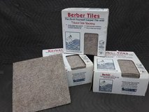(60) Berber Carpet Tiles in Schaumburg, Illinois
