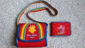 Care Bears Purse & Wallet 1983 in Glendale Heights, Illinois