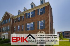 Large townhome close to Ft. Meade in Fort Meade, Maryland
