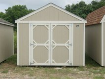 10x12 Tool Shed in Conroe, Texas