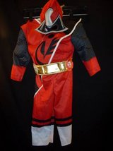 Power Rangers Ninja Steel Toddler Muscle Costume, Red, Small (2T)(T=41 in Fort Campbell, Kentucky