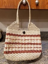 New woven thick purse/tote in Camp Pendleton, California