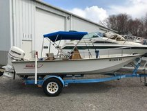 Boston Whaler Super Sport 17 (17 ft.) in Glendale Heights, Illinois