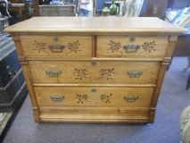 Spoon Carved Chest in Elgin, Illinois