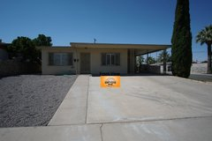 Cozy 4 Bedroom in Great Area w/ Refrigerated A/C! in Fort Bliss, Texas