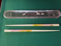 New resin chopsticks with carrying case in Oceanside, California