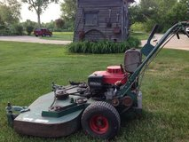 """bobcat 48"""" ransomes walk behind mower  ( for parts ) in Elgin, Illinois"""