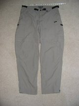 REI Sahara Convertible Women's UPF 50+ Pants Zips Offs in Fort Carson, Colorado