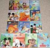 Disney Lot of 13 Story Me Reader Books Mickey 101 Dalmatian Dumbo Pooh Jungle Book in Yorkville, Illinois