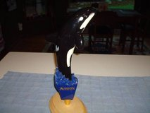 Stunning ALASKAN BREWING Killer Whale SUMMER ALE BEER TAP HANDLE Solid in Brookfield, Wisconsin