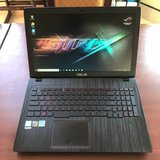 Asus gaming laptop i7 256GB ssd, 1TB, 16GB ram, 1050Ti in Camp Pendleton, California