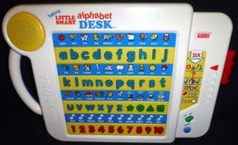 Vtech Little Smart Talking Alphabet Desk ~ Educational Learning Toy in Orland Park, Illinois