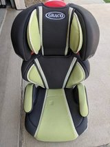 Graco Highback Turbobooster Car Seat, Go Green, One Size in Lockport, Illinois
