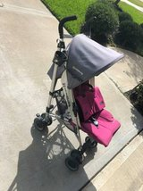 UPPAbaby 2013 G-Luxe Stroller, Makena Magenta in Spring, Texas