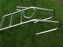 SWIMMING   POOL   LADDER   ( STAINLESS  STEEL) in Chicago, Illinois
