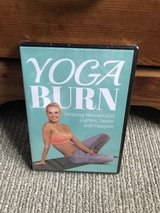 Yoga Burn Premium Package 4 Disc DVD Workout Fitness Set Phase in Chicago, Illinois