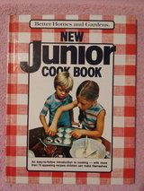 Vintage 1979 Better Homes and Gardens New Junior Hard Cover Cook Book in Chicago, Illinois