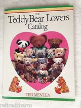 Vintage 1985 The Teddy Bear Lovers Catalog Hard Cover Book w Dust Jacket A Treasury of Bearfac... in Chicago, Illinois