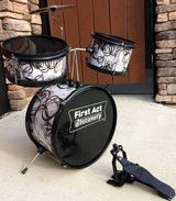 Kid's FIRST ACT DISCOVERY Rock Stars Junior DRUM SET in Plainfield, Illinois