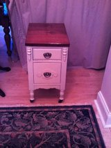 Small Antique Side Table (Eatonton) in Macon, Georgia